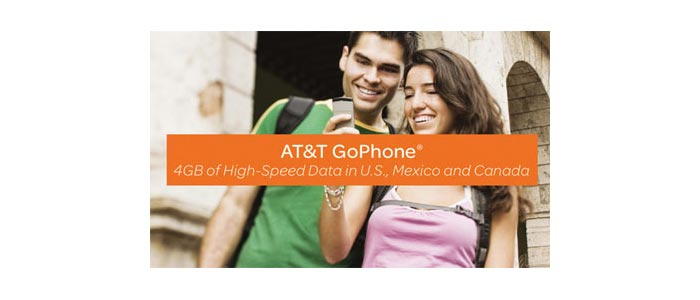 GoPhone adds data roaming to Mexico and Canada on the $60 plan from August 21