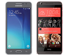 T-Mobile adds Samsung Galaxy Grand Prime and HTC Desire 626s to its prepaid lineup, SIMs on sale for 99¢