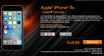 boost mobile iphone 6 cricket starts selling iphone 6s and iphone 6s plus today 1317