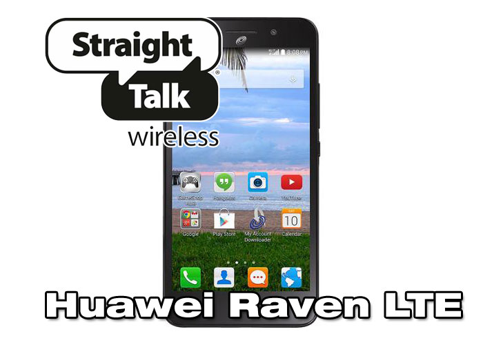 Straight Talk Huawei Raven LTE