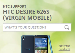 Verizon prepaid HTC Desire 626 launches for $149.99, Virgin Mobile's version with lower specs available for $129.96 at QVC