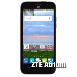 Straight Talk ZTE Atrium available now