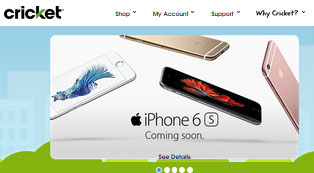 Cricket announced iPhone 6s