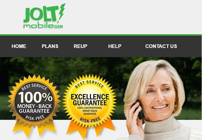 Jolt Mobile changed unlimited plans and PayGo rates