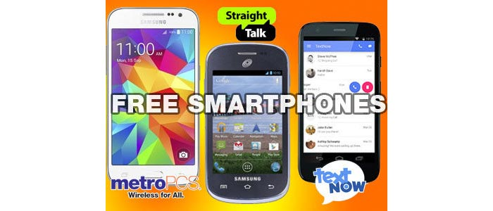 Top 3 free prepaid smartphones for back to school season