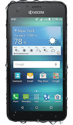 GoPhone Kyocera Hydro Air available at Walmart for $99.99