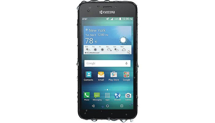 GoPhone Kyocera Hydro Air available for $99.99 at Walmart