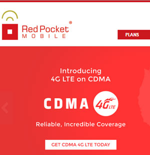 Red Pocket Verizon LTE data officially launches, introduced new LTE plans