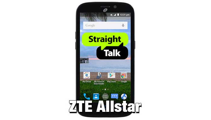 Straight Talk ZTE Allstar LTE Z818G available at Walmart for $149.99