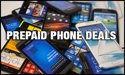 Prepaid Phone deals starting October 19, 2015