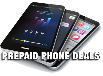 Prepaid Phone deals starting October 5, 2015
