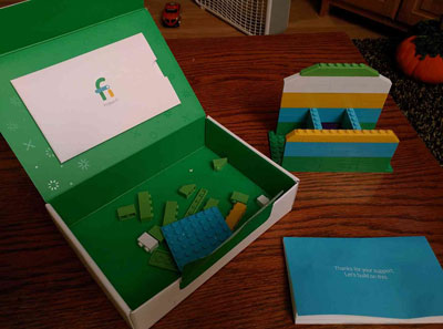 Google Sends Project Fi Holiday Gift To Loyal Customers; Sells Nexus 5X For $80 Off