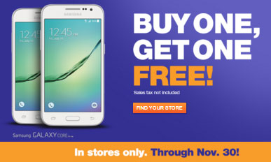 MetroPCS Black Friday 'Buy One Get One' Smartphone Deal Available In 2015 Too