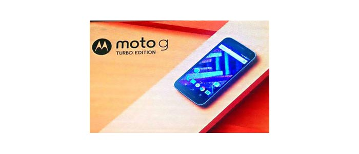 Moto G Turbo Edition with faster processor launches in Mexico