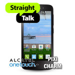 Straight Talk Alcatel Onetouch Pixi Charm LTE Available Now For $49.99