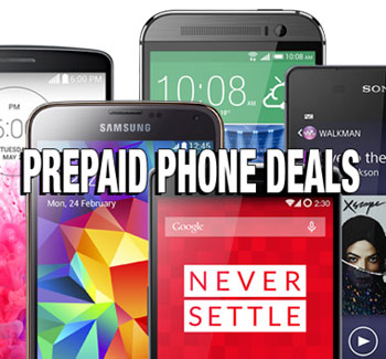 Prepaid Phone deals starting November 16, 2015