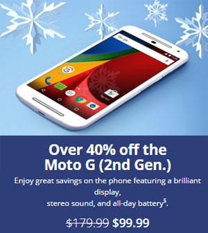 Motorola Sells Moto G (2nd Gen.) And Nexus 6 For Over 40% Off, Unlocked Moto X 2014 Gets Android 6.0 Marshmallow Update