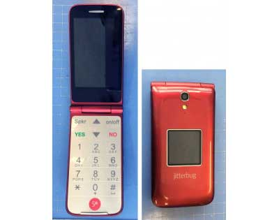 New Jitterbug Phone For GreatCall Revealed At FCC