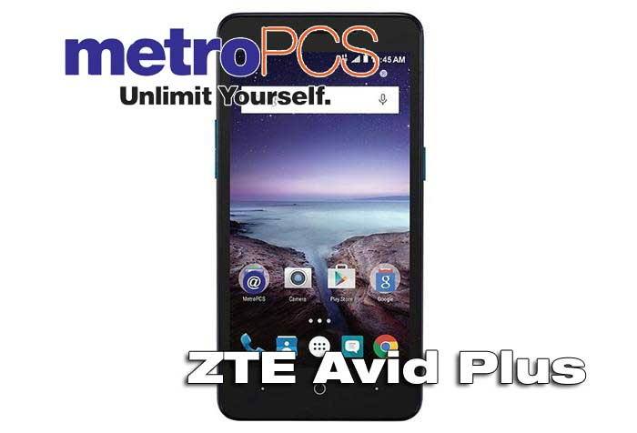 MetroPCS ZTE Avid Plus To Launch For $115 At The End Of January