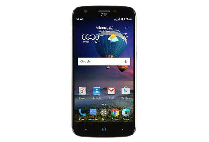 Cricket ZTE Grand X 3 Launching In January