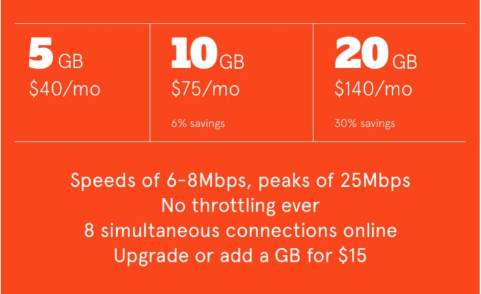 Karma Launched Pulse Service Plans, Discontinued Its Neverstop Unlimited Plan