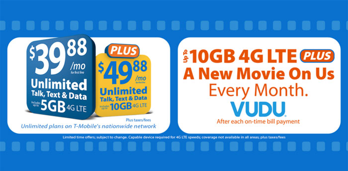 Walmart Family Mobile Adds New Unlimited $49.88 10GB Plan To Its Offerings