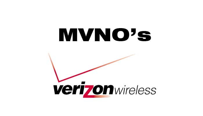 Verizon prepaid plans and Verizon MVNOs plans