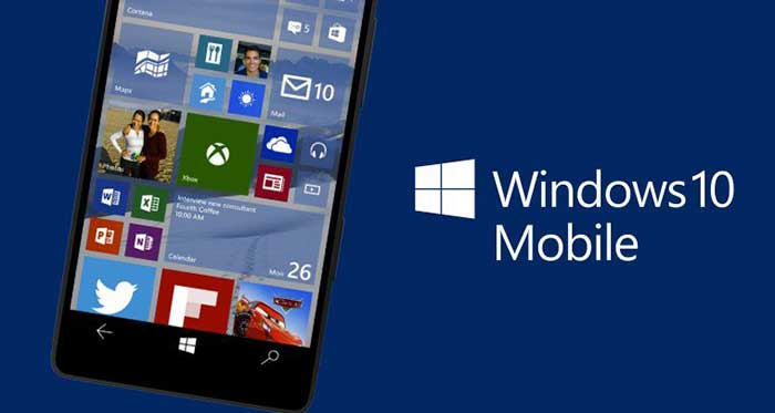 Microsoft Started Rolling Out Windows 10 Mobile Update