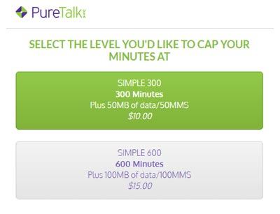 Pure TalkUSA Updated Its Prepaid Plan Offerings