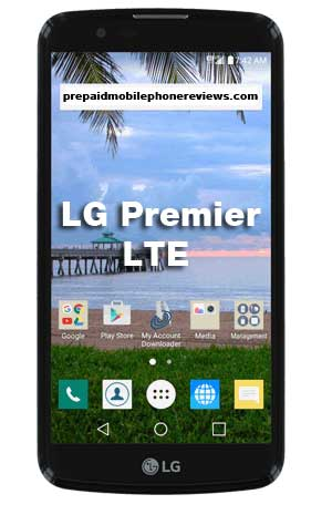 Straight Talk LG Premier LTE available at Walmart for $129