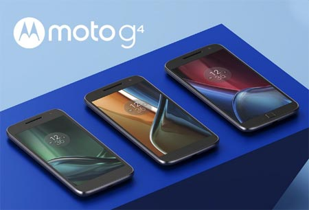 Motorola Moto G4, Moto G4 Plus and Moto G4 Play Official, In the US by Mid-Summer