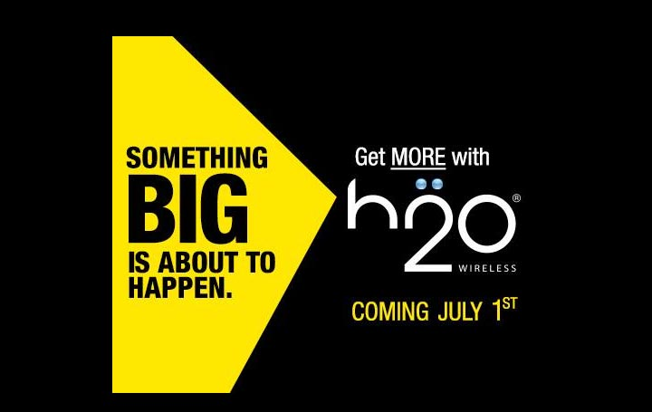 H2O Wireless Announces Data Increase On Select Plans On July 1
