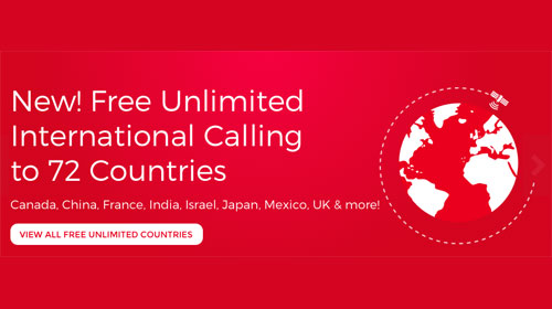 Red Pocket Offers Free International Calling To 72 Countries For A Limited Time