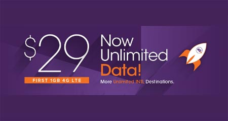 Ultra Mobile Adds Unlimited Data to $29 Plan, New International Features, Brings Back $44 Plan and Adds Phones