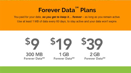 Mobile broadband Internet On The Go Lowers The Cost Of Its Forever Data Plans