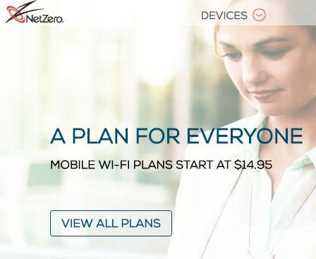 NetZero Increases Cost Of Mobile Broadband Plans