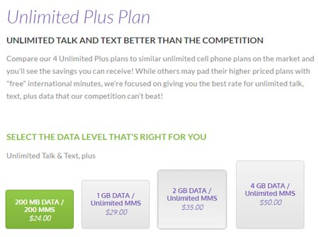 Pure TalkUSA Adds More Data To $35 And $45 Plans, Increases Cost Of $45 Plan To $50