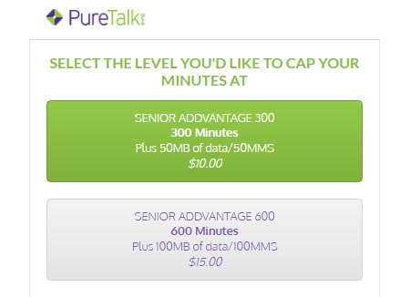 Pure TalkUSA Discontinues $5 Senior AddVantage 80 Plan