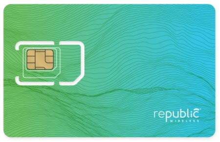 Republic Wireless SIM Cards Available Now, Users Can Activate Their Own Phone
