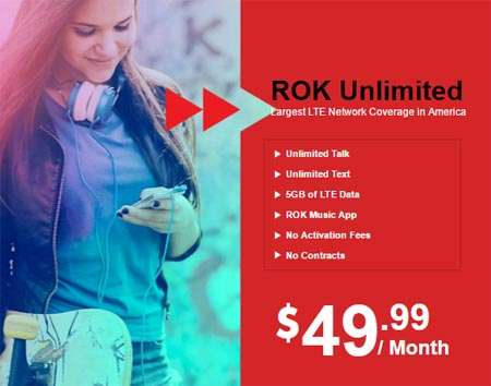 Rok Mobile No Longer Offers Unlimited Data