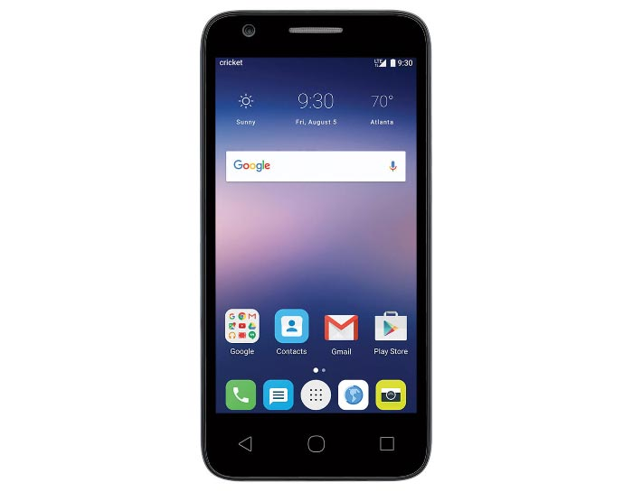 Gophone Alcatel Ideal And Cricket Alcatel Streak Available
