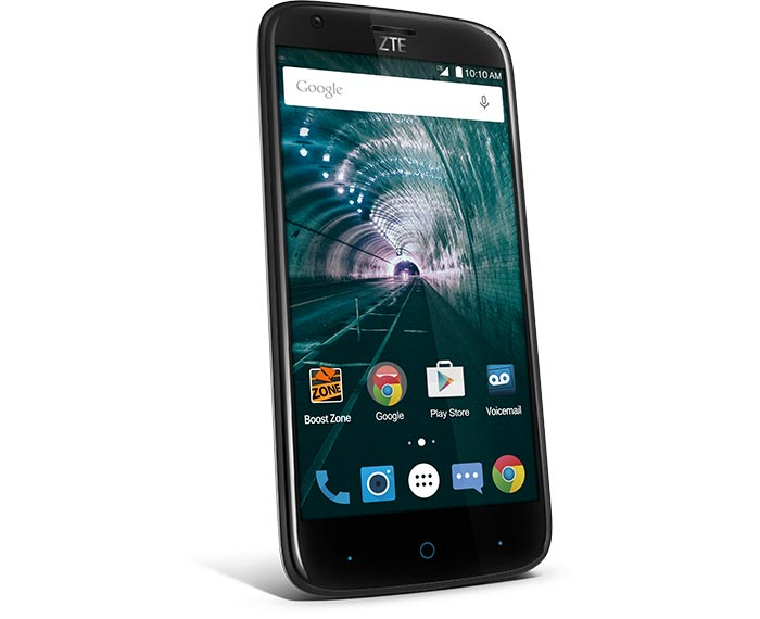 Boost Mobile ZTE Warp 7 Available For $99