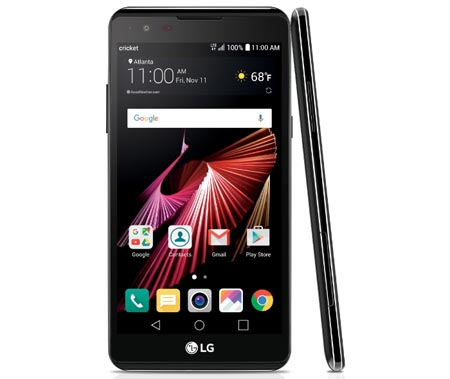 Cricket LG X power with 4,100 mAh Battery Launches on August 26