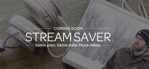 AT&T and GoPhone Stream Saver, Compressed Video Streaming Launching Early Next Year
