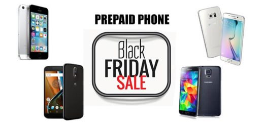 Black Friday 2016 Prepaid Phone Deals