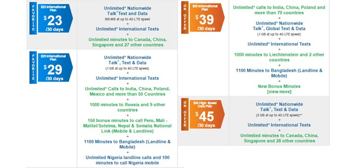 Lycamobile Adds More Data To Some Plans - Prepaid Mobile Phone Reviews