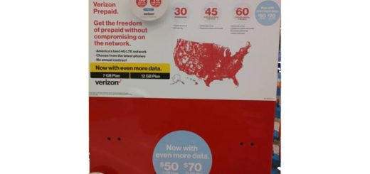 Verizon Offers Extra 2GB Data With Walmart Exclusive $50 And $70 Plans