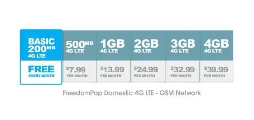 FreedomPop Launches GSM Data Service on AT&T Network