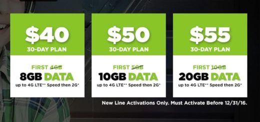 Simple Mobile Doubles Data on the $40, $50 and $55 Plans for the First Month