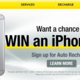 Try to Win Free H2O iPhone 6S by Enrolling in Auto Recharge